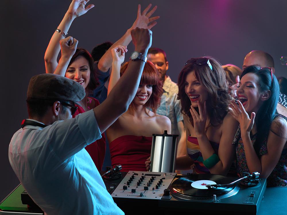 DJ zum Geburtstag